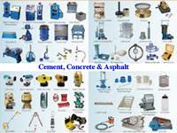 Cement, Concrete & Asphalt