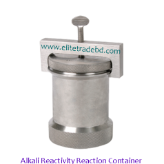Alkali Reactivity Reaction Container