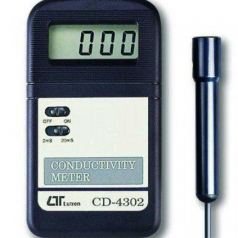 Pocket Conductivity Meter