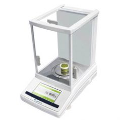 Touch Screen Analytical Balance