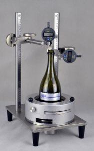 Universal Bottle Perpendicularity Gauge