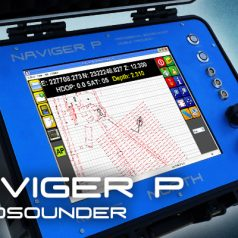 NORTH NAVIGER P Dual Frequency Survey Echosounder