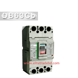 Devico- DB63CB Molded Case Circuit Breaker
