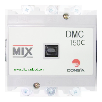 DMC-150C 2a2b Dong-A Magnetic contactor