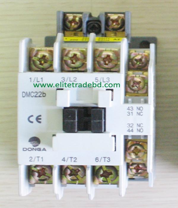 DMC-22b 2a2b Dong-A Magnetic contactor