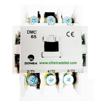 DMC-65b 2a2b Dong-A Magnetic contactor