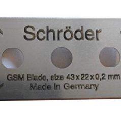 GSM Cutting Blade