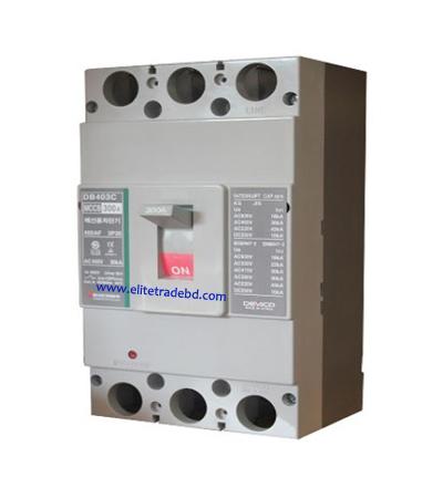 Devico- DB403CB Molded Case Circuit Breaker (MCCB)