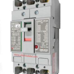 DB53CB Molded Case Circuit Breaker