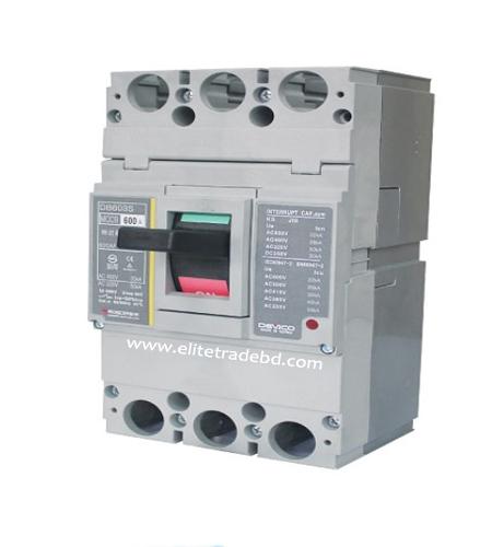 Devico- DB603CB Molded Case Circuit Breaker (MCCB)
