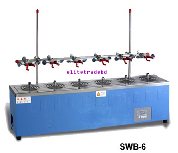 SWD series Soxhlet Water Bath