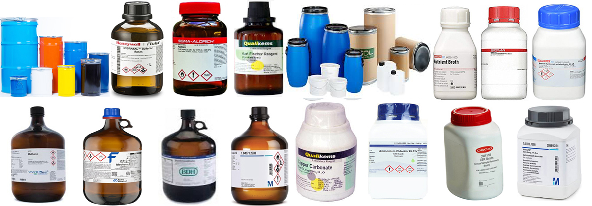 Chemicals (All Grade)