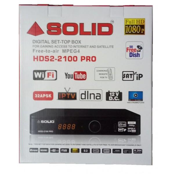 HD IRD