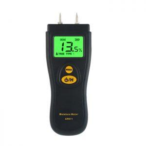 AR971 Wood Moisture Meter, digital- Smart Sensor