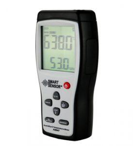 AS847 Digital humidity and temperature meter, Smart Sensor