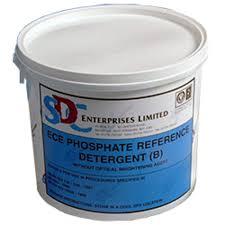 SDC Standard ECE (B) phosphorus-containing non-fluorescent detergent