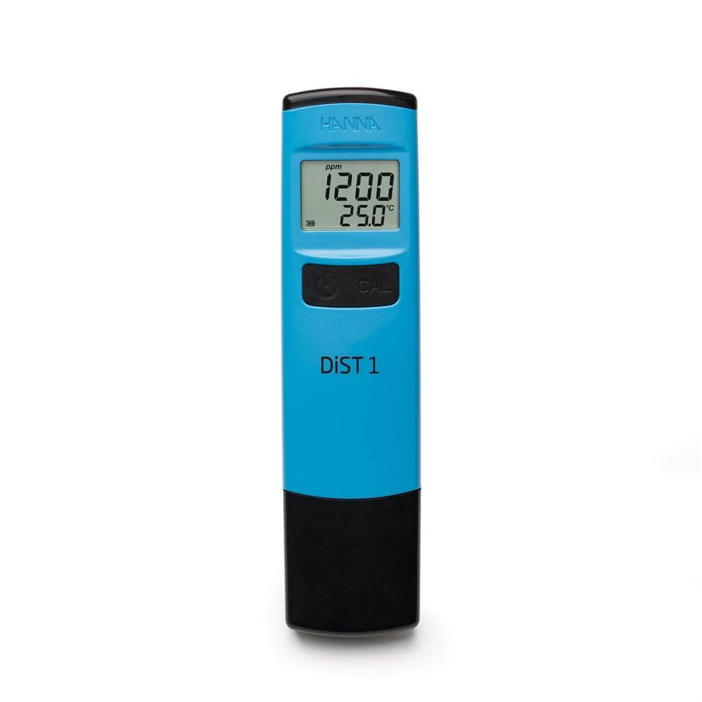 Hanna Pocket type DiST1 Waterproof TDS Meter, Hanna