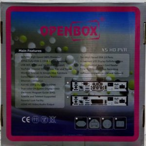 HD Digital Receiver/ Decoder