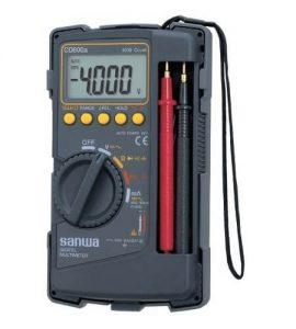 Original Multimeter CD 800A, Sanwa- Japan