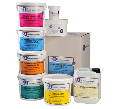 SDCE Standard Reference Detergents
