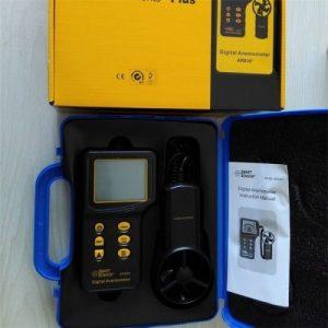Smart Sensor Digital AR836 anemometer, China