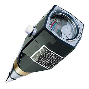 Soil pH & moisture meter DM15