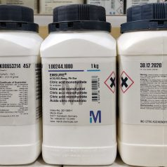 Citric acid monohydrate for analysis, 1Kg, Merck
