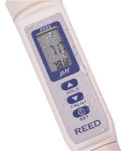 REED 8689 pH Meter