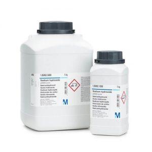 Sodium Hydroxide, Merck KGaA, Darmstadt, Germany