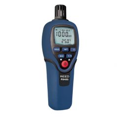 Carbon Monoxide Meter with Temperature, REED R9400