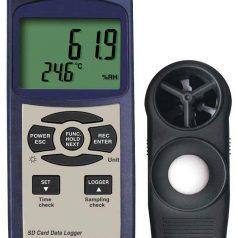 Data Logging Environmental Meter, REED SD-9300