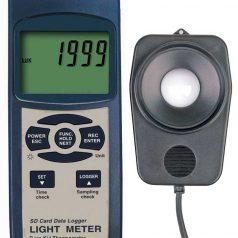 Data Logging Light Meter, REED SD-1128