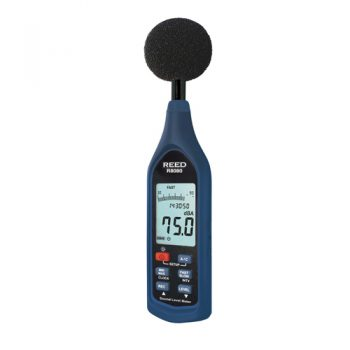 Data Logging Sound Level Meter with Bargraph, REED R8080