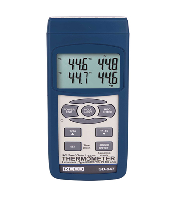 Data Logging Thermometer, SD-947