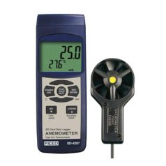 SD-4207 Data Logging Vane Thermo-Anemometer