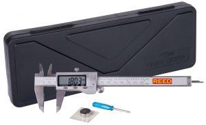 Digital Caliper, 6 inch 150mm, REED R7400