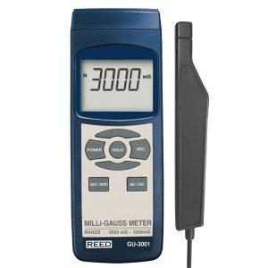 Electromagnetic Field (EMF) Meter, REED GU-3001