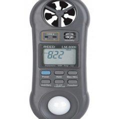 REED LM-8000 Multi-Function Environmental Meter