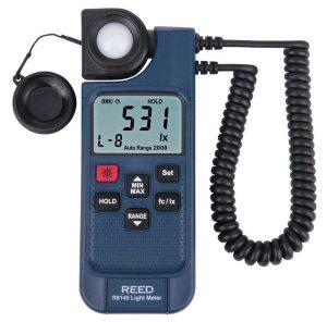LED Light Meter, REED R8140