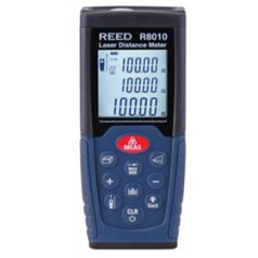 Laser Distance Meter 328'/100m, REED R8010