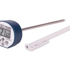 R2000 Stainless Steel Digital Stem Thermometer