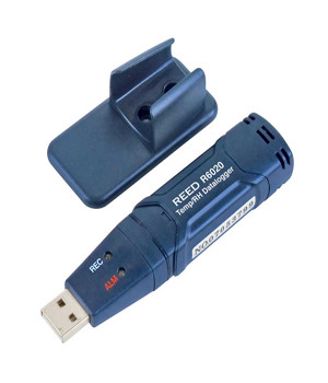Temperature & Humidity USB Data Logger, R6020