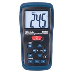 Type K Thermocouple Thermometer, R2400