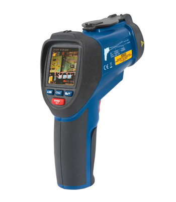 R2020 Video Infrared Thermometer, 50:1, 3992°F (2200°C)