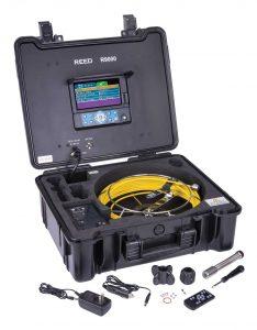 Video Inspection Camera System