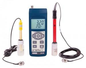 pH/ORP Meter, REED SD-230-KIT2