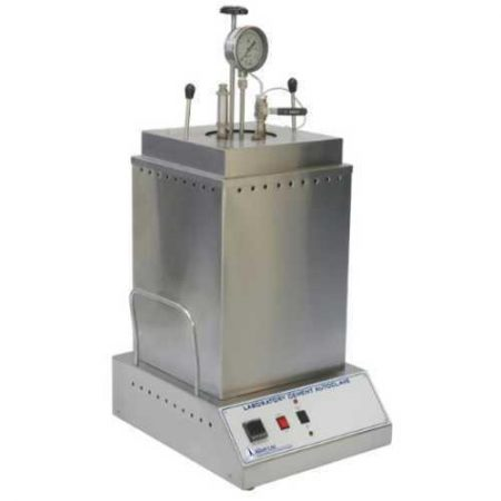 Cement Autoclave-408-2, Laboratory, Aimil