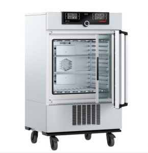 Compressor-cooled incubator ICP110