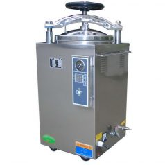 Autoclave / Vertical Pressure Steam Sterilizer, LS-50HD, 50L