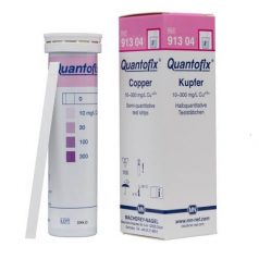 Quantofix Copper Test Strip 100 Time